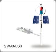 太陽能/風力發電 LED路燈, SW90-LS3