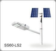 太陽能/風力發電 LED路燈, SS60-LS2